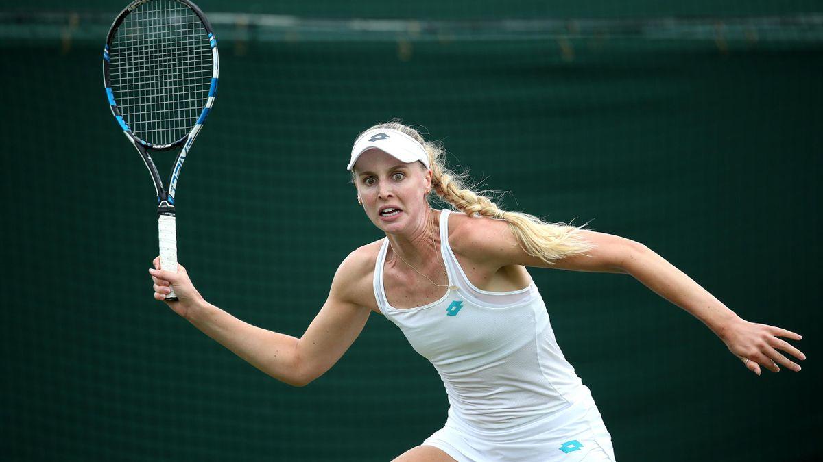 Naomi Broady | Tennis | ESP Player Feature