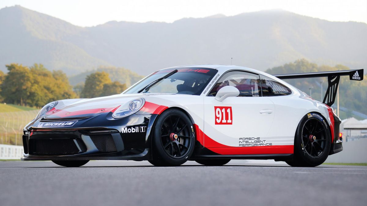 911 GT3 Cup 2018