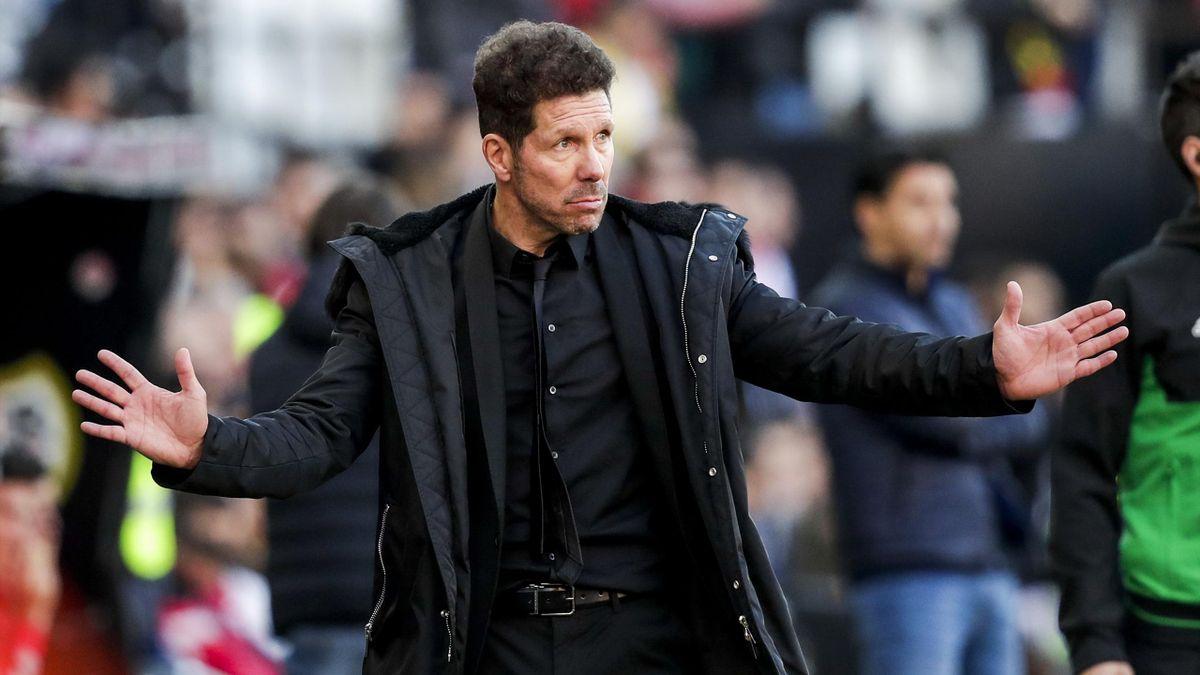 Diego Simeone - Atlético de Madrid