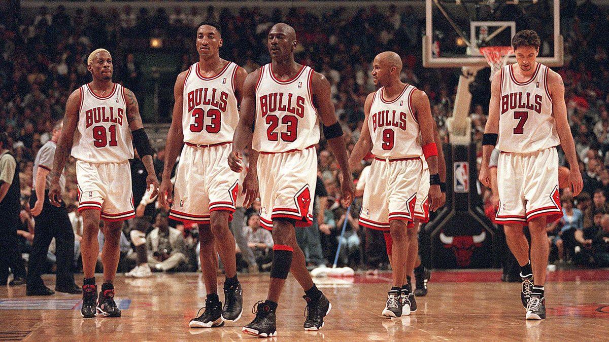 «Чикаго» в сезоне-1995/96