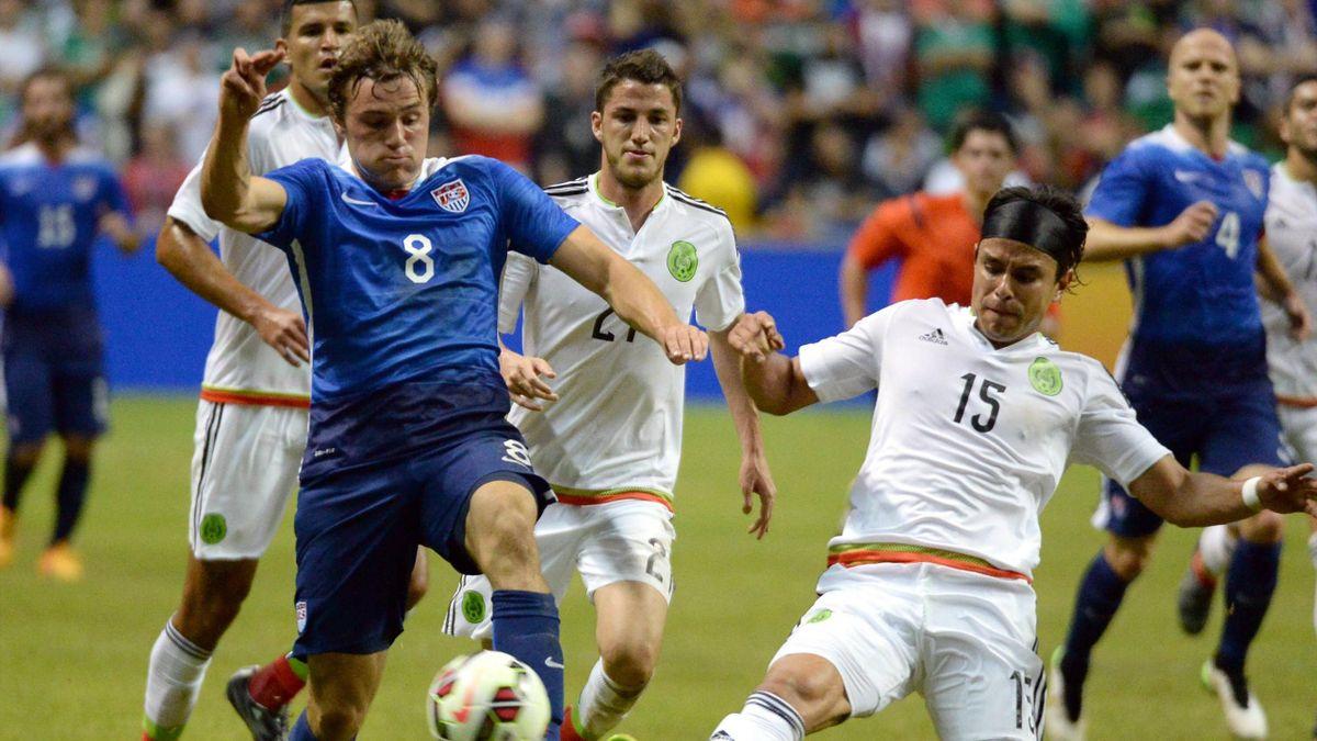 Jordan Morris in action against Mexico (Imago)