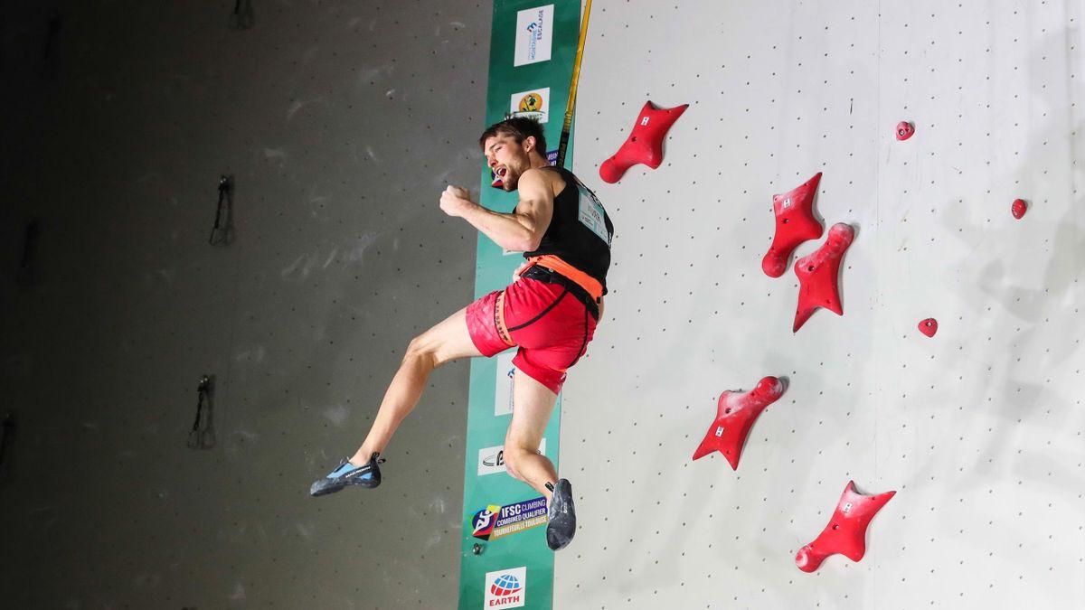 Jan Hojer - Sportklettern