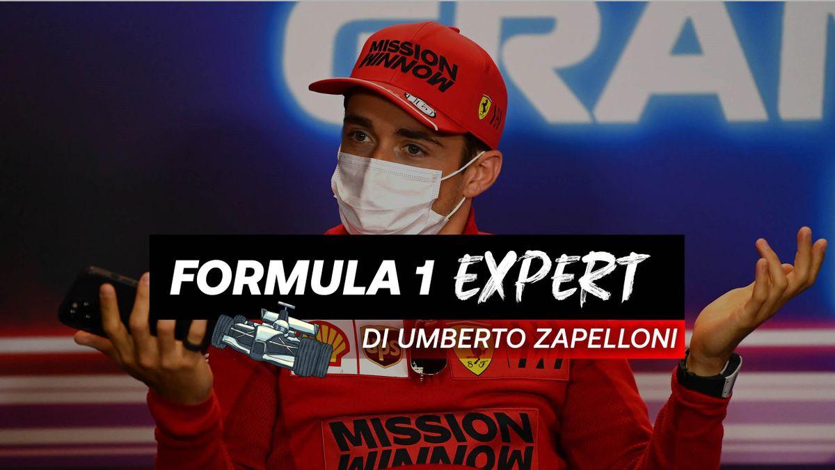 Charles Leclerc ha raccolto un sesto posto a Portimao: nel primo GP del 2021 in cui la Ferrari non ha portato entrambi i piloti a punti