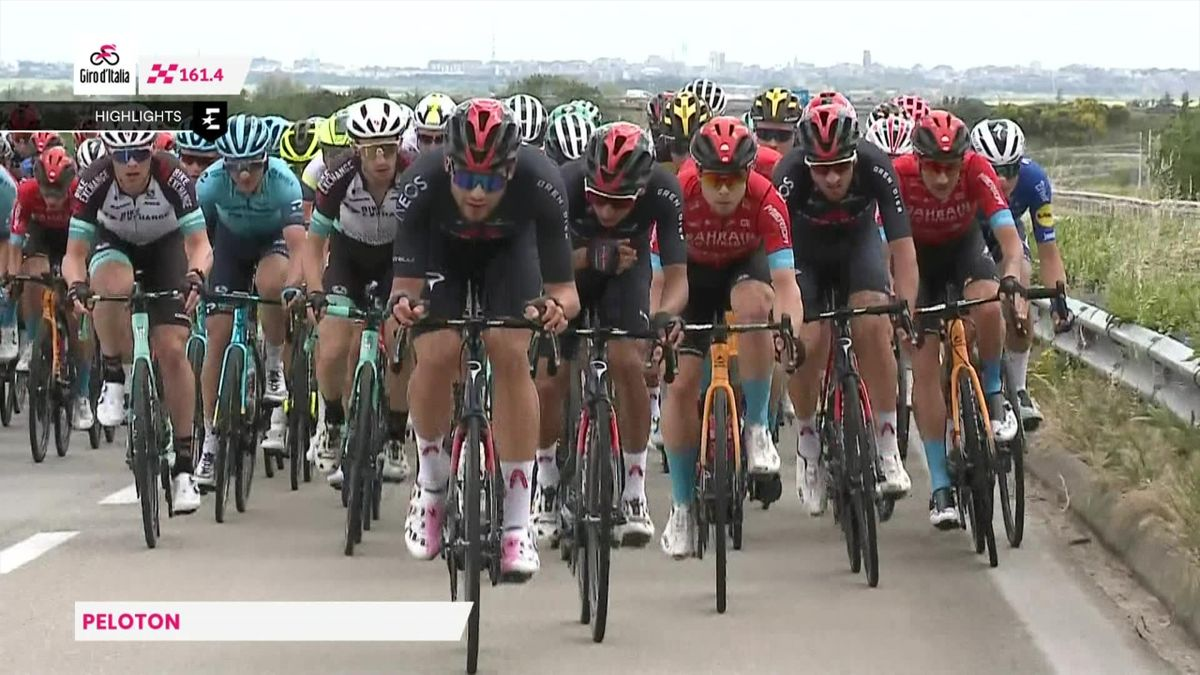 Giro d'Italia | Samenvatting etappe 8