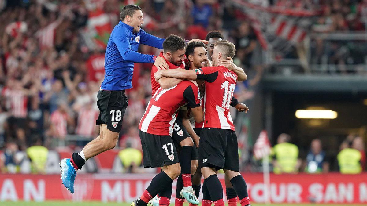 Athletic Bilbao trifft im Finale auf Real Sociedad