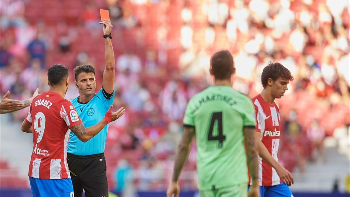 Resumen del Atlético de Madrid-Athletic: Partido frío con final caliente (0-0)