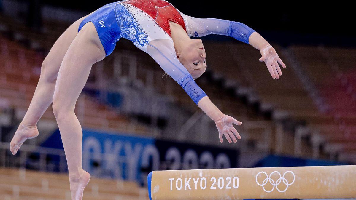 Tokyo 2020   Sanne Wevers mist balkfinale