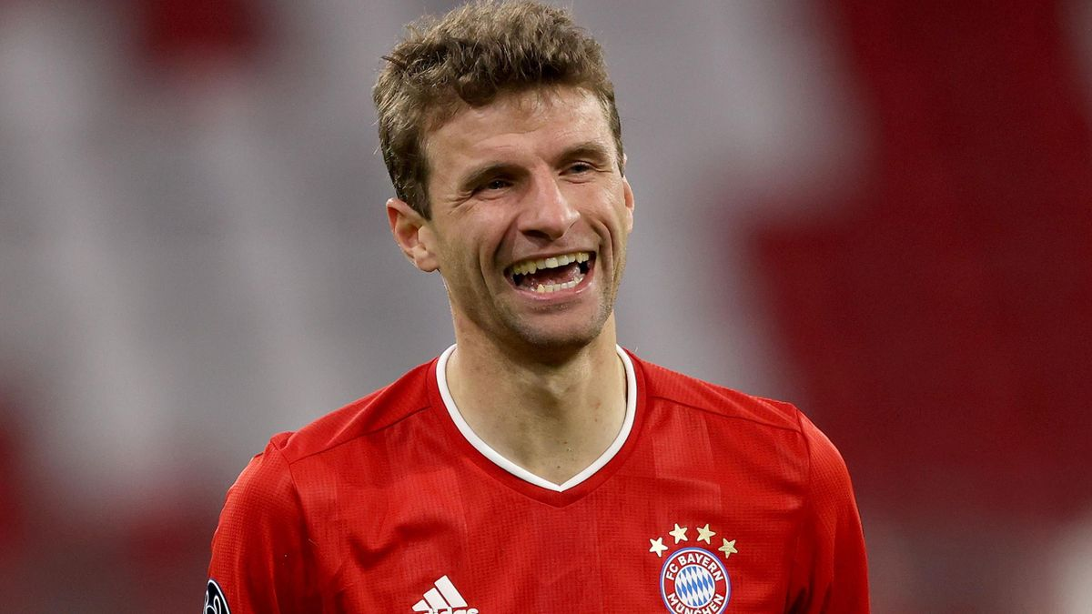 Thomas Müller - FC Bayer München