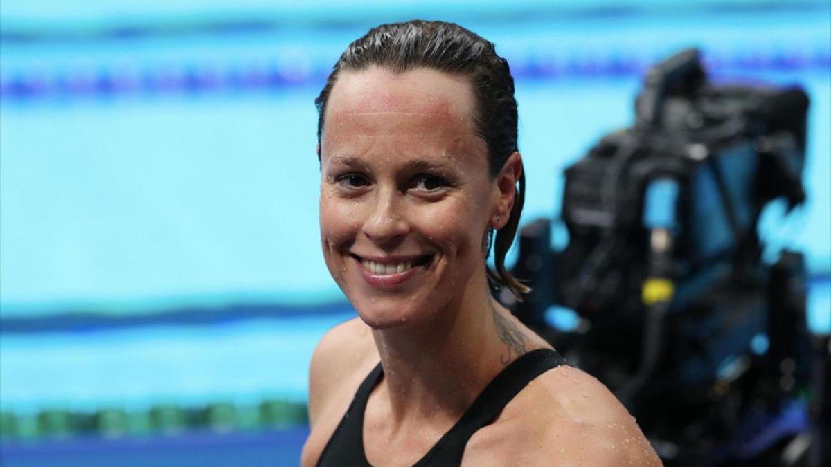 Federica Pellegrini alle Olimpiadi di Tokyo 2020
