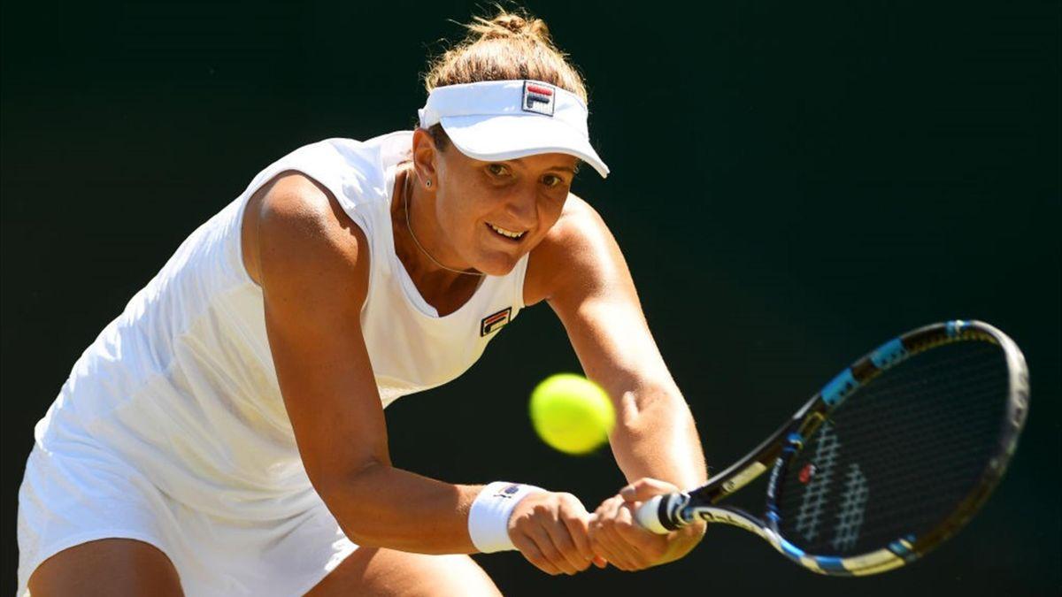Irina Begu, Wimbledon 2021