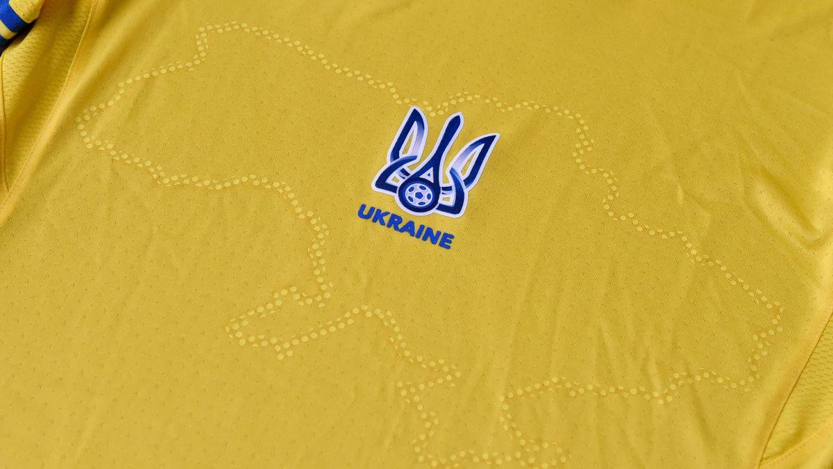 Die Trikots der Ukraine für die EURO 2020