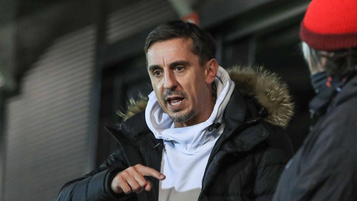 Gary Neville, ehemaliger Kapitän von ManUnited, kritisiert die Super-League-Pläne scharf