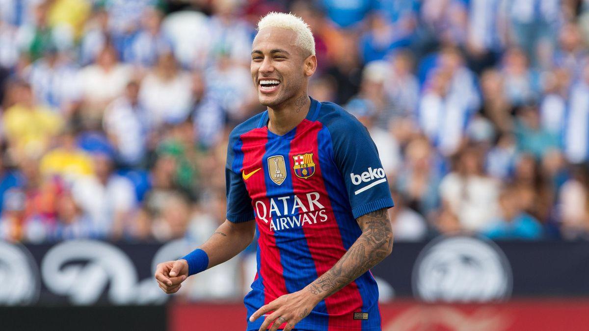 Neymar FC Barcelona 2016