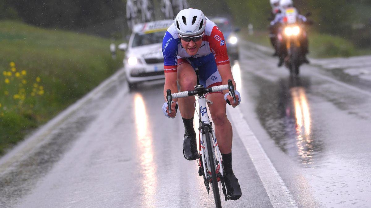 Stefan Küng, Romandie-Rundfahrt, 2. Etappe