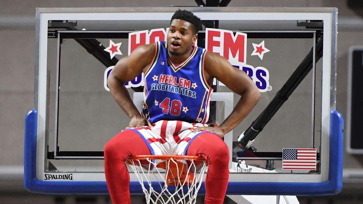 Die Harlem Globetrotters wollen in der NBA spielen