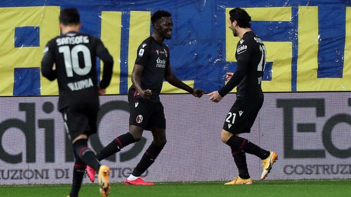 Barrow - Parma-Bologna - Serie A 2020/2021 - Getty Images