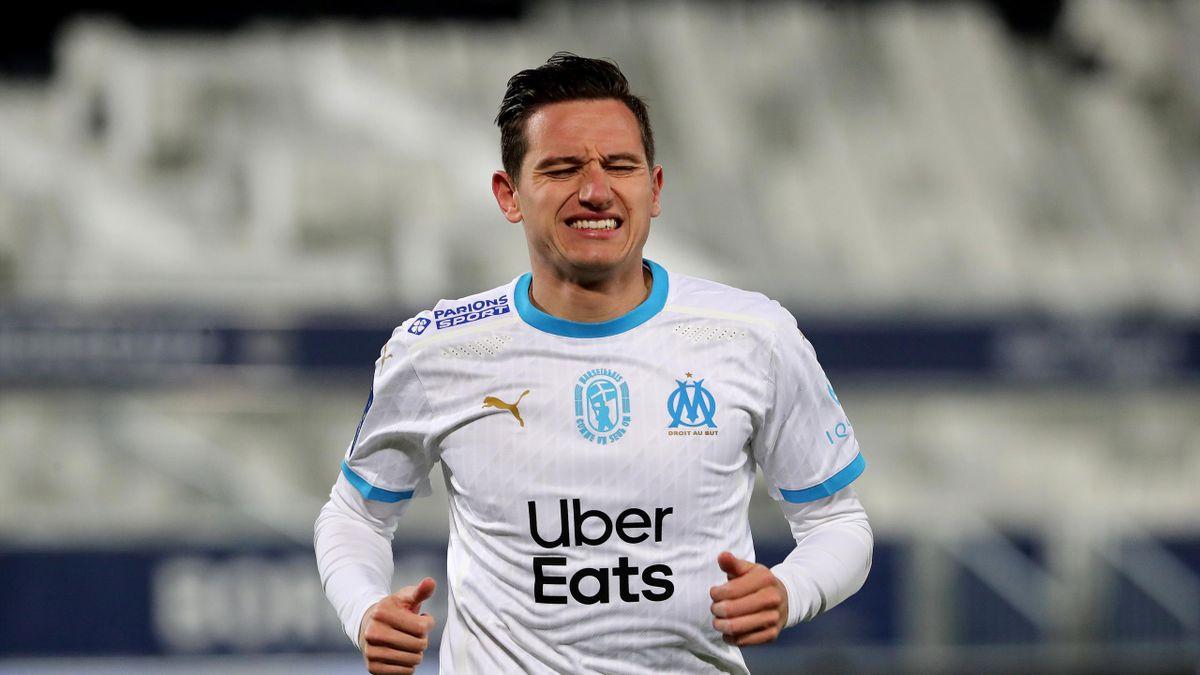 Florian Thauvin (Olympique de Marseille)
