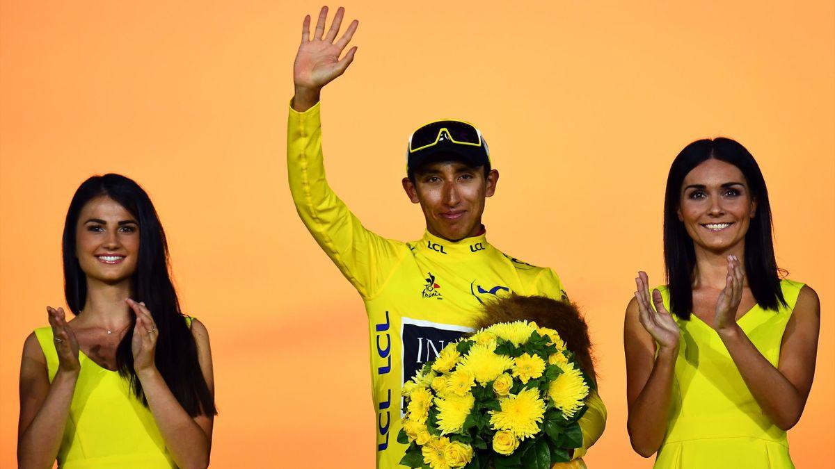 Tour de France 2019: Egan Bernal