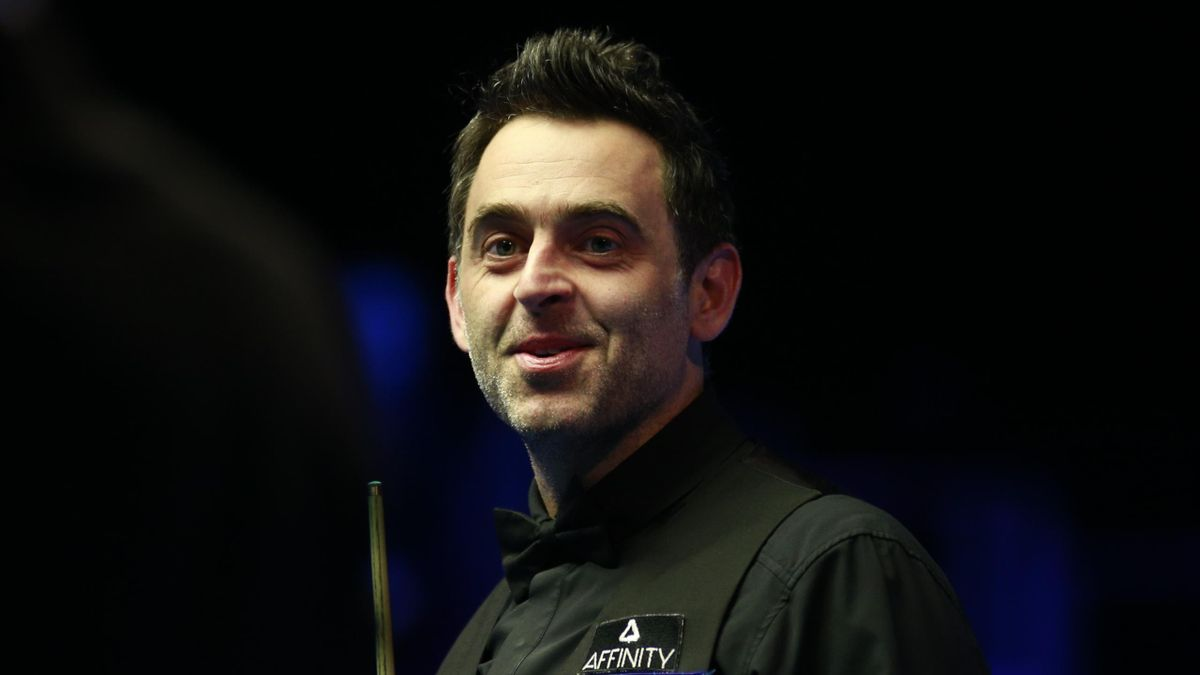 Ronnie O'Sullivan ist sechsmaliger Snooker-Weltmeister
