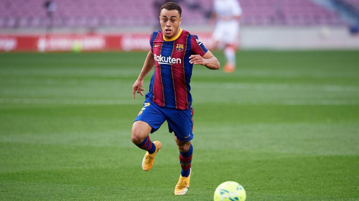 Sergiño Dest (FC Barcelona)