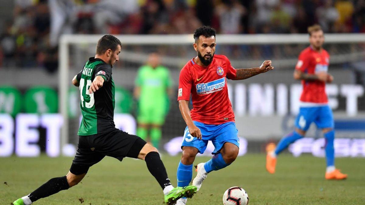 Junior Morais a evoluat ultima oară în Liga 1 pentru FCSB