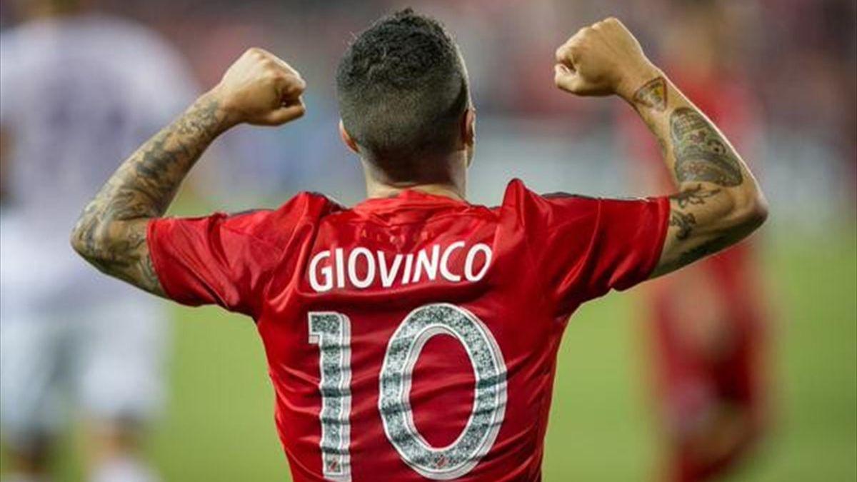 Sebastian Giovinco, Toronto FC