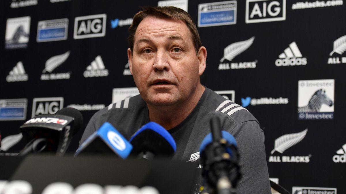 Steve Hansen (Nouvelle-Zélande)