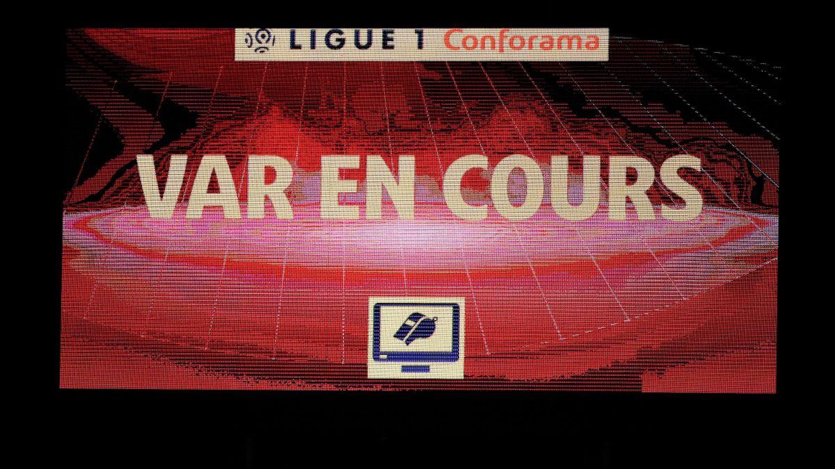 Le VAR en Ligue 1