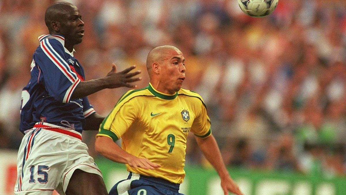 Thuram en Ronaldo