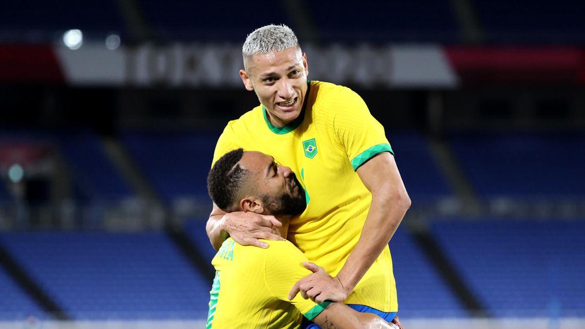 Fútbol | Resumen del Brasil-Alemania: Richarlison deja sin respuesta a los germanos