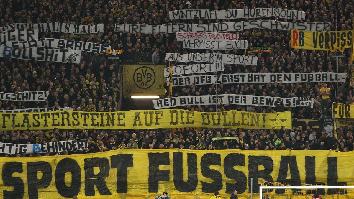 BVB-Plakataktion: Ermittlung gegen 61 Tatverdächtige