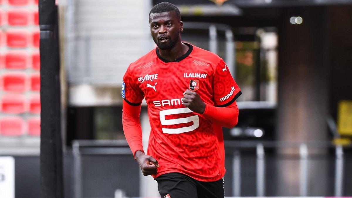 Mbaye Niang n'a plus joué de match officiel avec Rennes depuis le 22 août dernier.