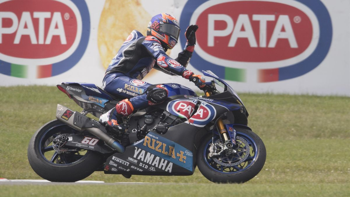 Michael van der Mark (Yamaha)