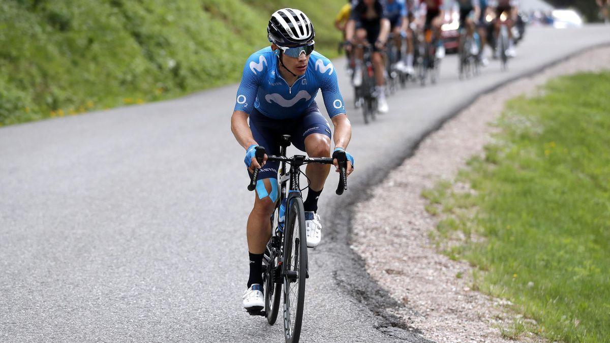 Miguel Ángel López hat die Mont Ventoux Dénivelé Challenge gewonnen