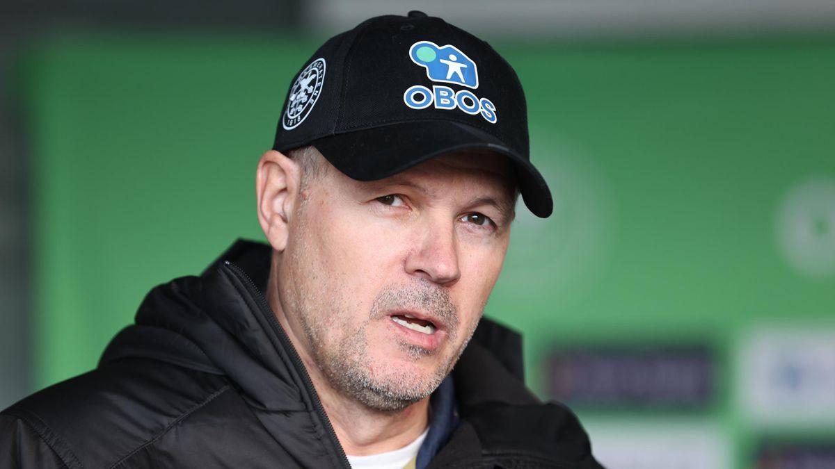 HamKam-trener Kjetil Rekdal.