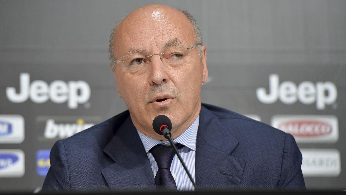 2014, Giuseppe Marotta, Juventus, AP/LaPresse