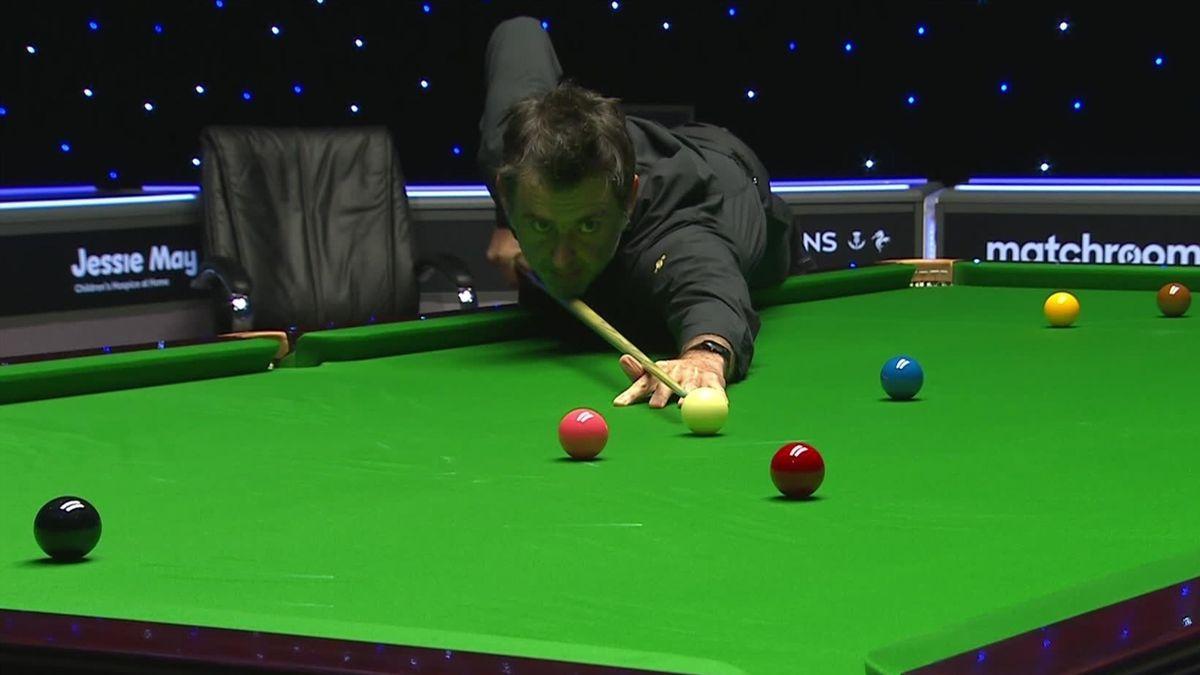 Ronnie O'Sullivan - Scottish Open