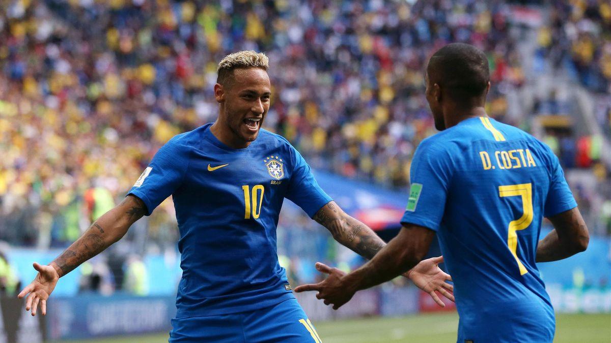Neymar every Olympic goal