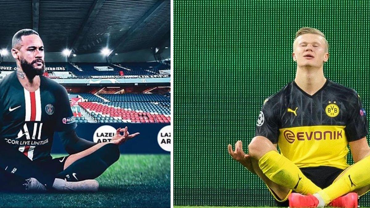 Neymar/Haaland