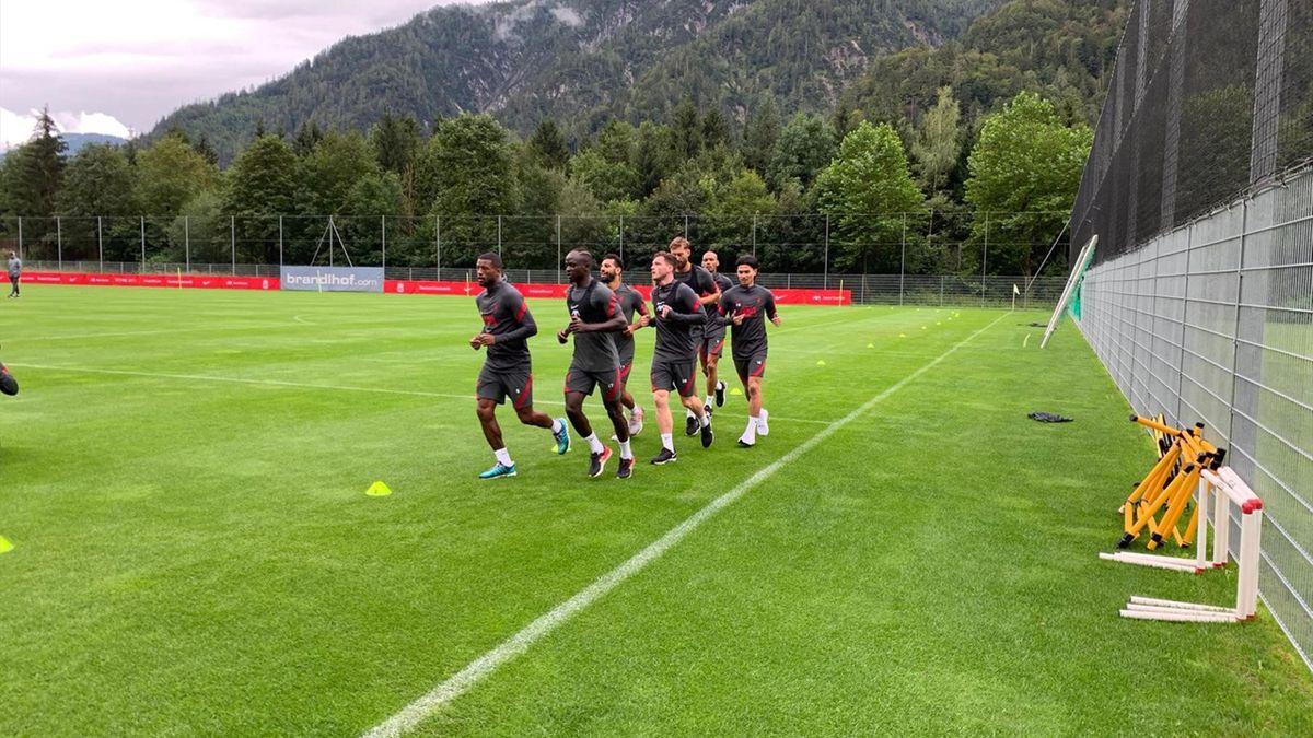 Liverpool are un caz cu Covid-19 în cantonamentul din Austria