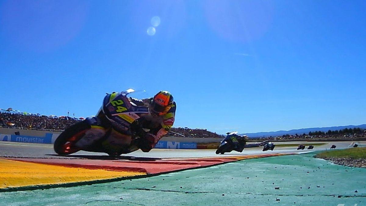 Moto 2 Aragon: Hlts
