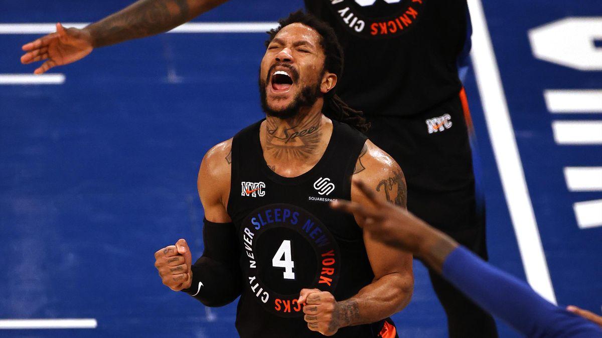 Derrick Rose (New York Knicks)
