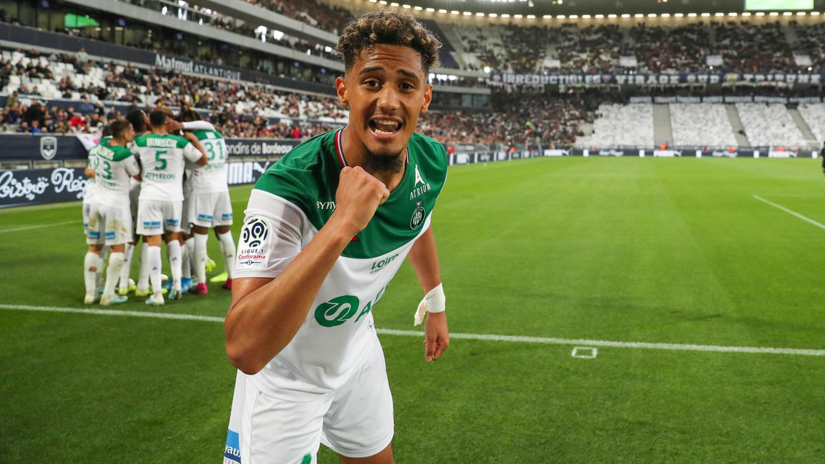 William Saliba (Saint-Etienne)