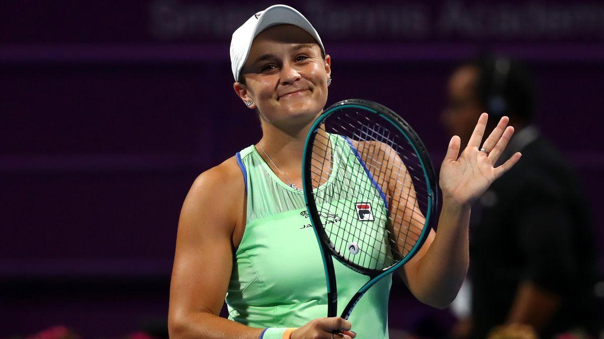 Ashleigh Barty - Doha 2020