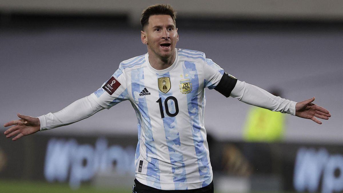 Leo Messi (Argentina)