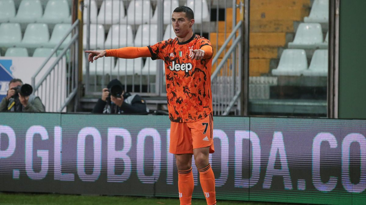 Cristiano Ronaldo traf doppelt für Juventus Turin in Parma