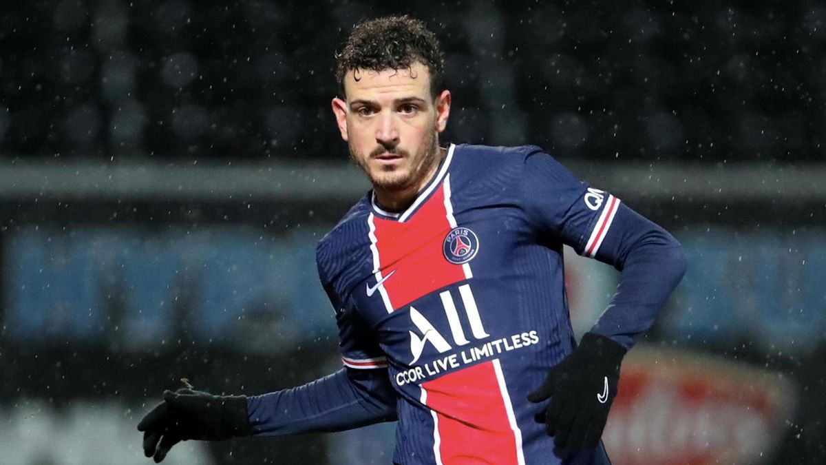 Angers-PSG, Ligue 1 2020-2021: Alessandro Florenzi (PSG) (Getty Images)