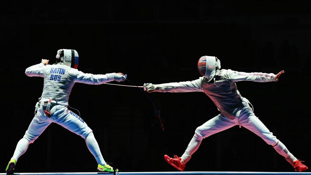Kruse and Deriglazova produce golden performances at 2018 Shanghai Foil Fencing Grand Prix