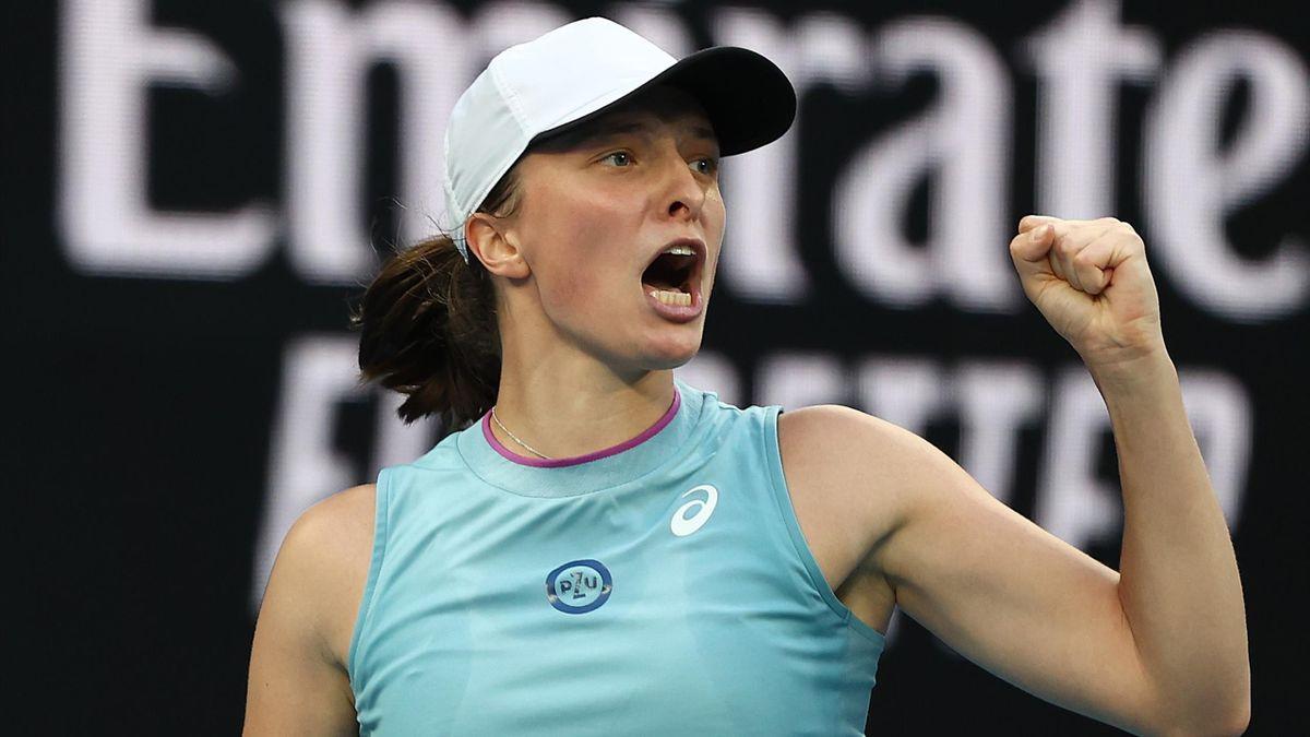 Iga Swiatek, Australian Open