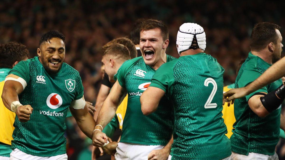 Ireland v New Zealand - 2018